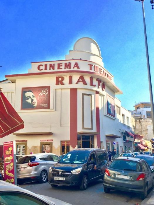 Cinéma Rialto Le Marin de Casablanca Charline Malaval