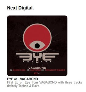 Eye Records Vagabond EP