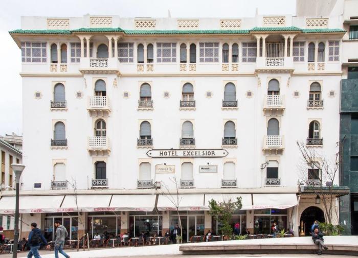 Hôtel Excelsior Le Marin de Casablanca Charline Malaval