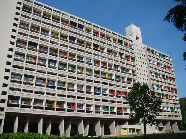 Le Corbusier Cité radieuse de Briey