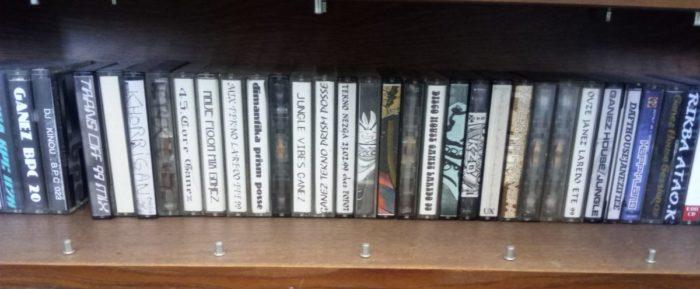Mix Cassettes Ganez