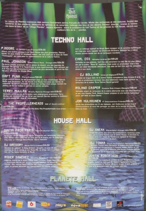 Trans Musicales 1996,