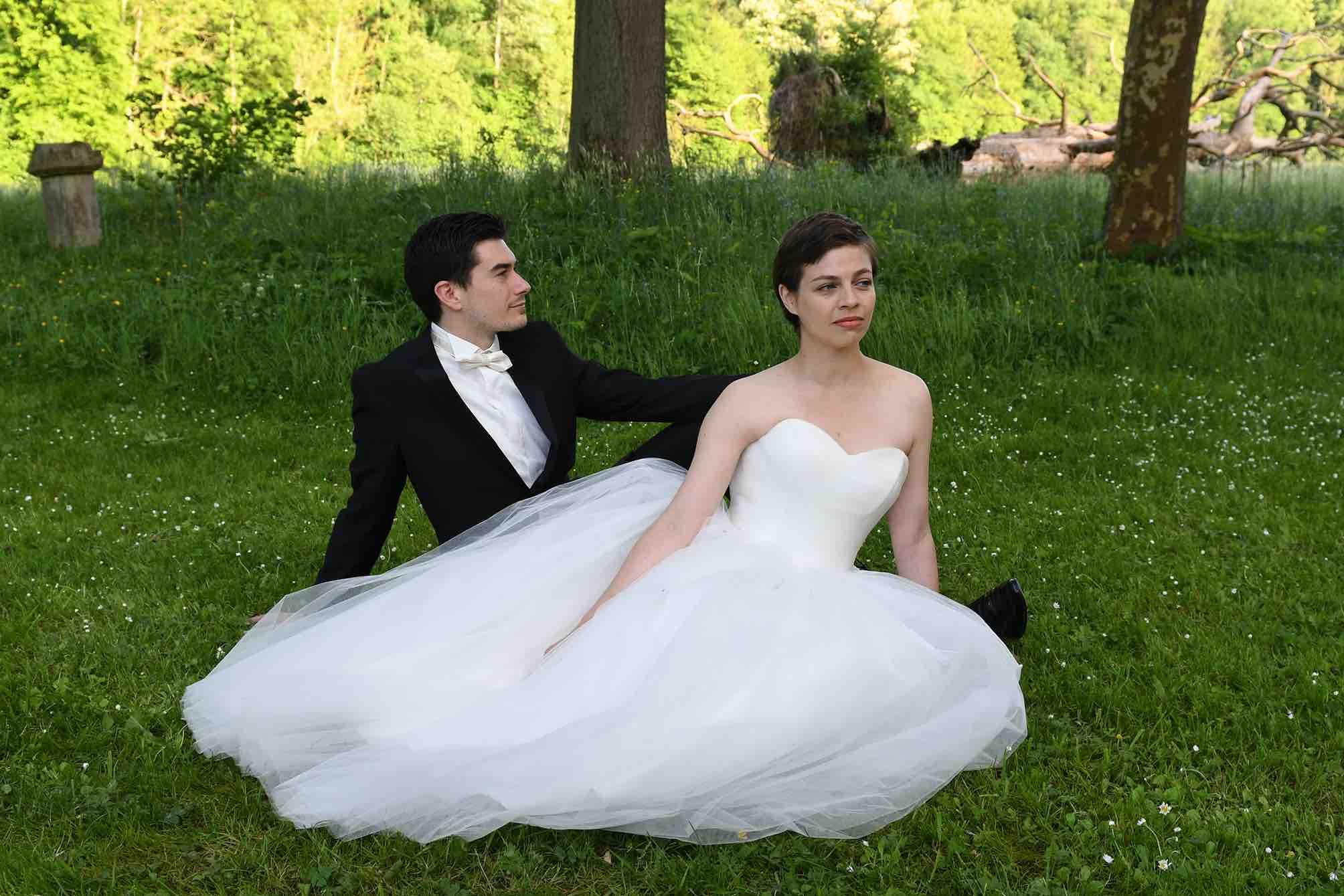 mariés même spectacle