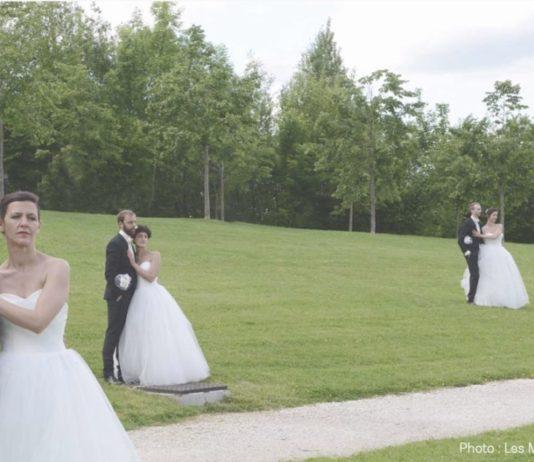 les mariés même