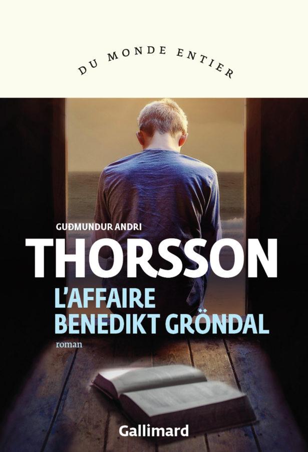 actus littéraires Thorsson