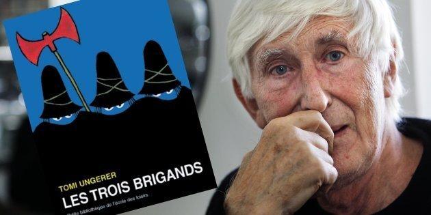 Tomi Ungerer Trois Brigands
