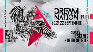 20-21-22 Sept 19 - DREAM NATION FESTIVAL – PARIS Docks de Paris