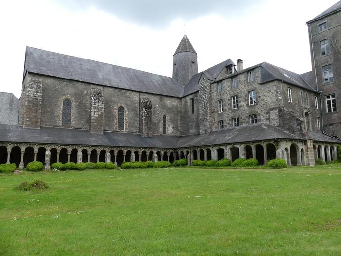 Abbaye Blanche de Mortain