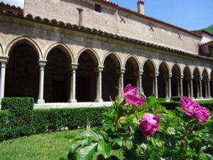 """Visite guidée """"L'abbaye au coeur de la ville"""" Abbaye Sainte-Marie"""