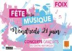 Accordéons // Ecole de musique de Foix-Varilhes // Orchestre A Une No'T Rés // The Furious Badger's // Sol Do Brasil Le Léo de Foix