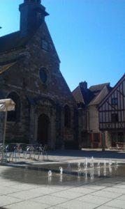 Visite commentée de la ville de Nolay Agence de Tourisme de Nolay