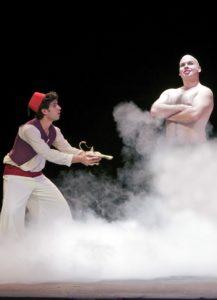 Aladin Théâtre de Thalie