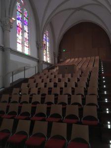 Amphithéâtre Rogelet Etablissement catholique Saint-André - Ancienne chapelle du Petit Séminaire