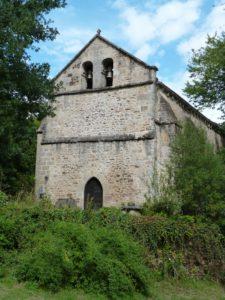 Découverte commentée de l'église Ancienne église Saint-Priest-les-Vergnes