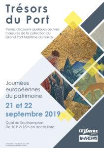 """Animation jeune public """"Découverte de la mosaïque"""" Grand Port Maritime du Havre"""
