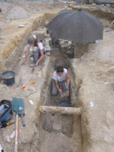 Archéologie de la vie quotidienne dans les tranchées rémoises Musée du fort de la Pompelle