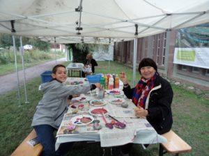Atelier bricolage nature Petite Camargue Alsacienne Reserve Naturelle