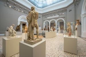 Atelier de modelage Musée des Beaux-Arts de Valenciennes