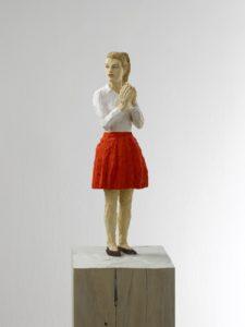 Atelier de sculpture en famille Le Portique centre régional d'art contemporain du Havre