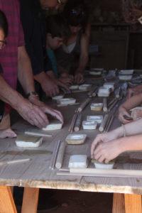 Atelier lampes à huile Amphoralis