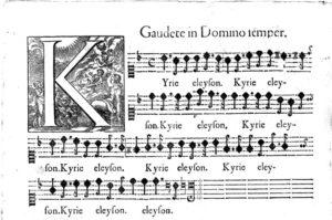 Atelier : l'édition musicale
