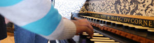 Atelier : Les claviers de J.S. Bach Abbaye royale de Royaumont