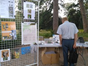 Atelier lutte biologique pour la protection des espaces arborés Jardin botanique de la villa Thuret