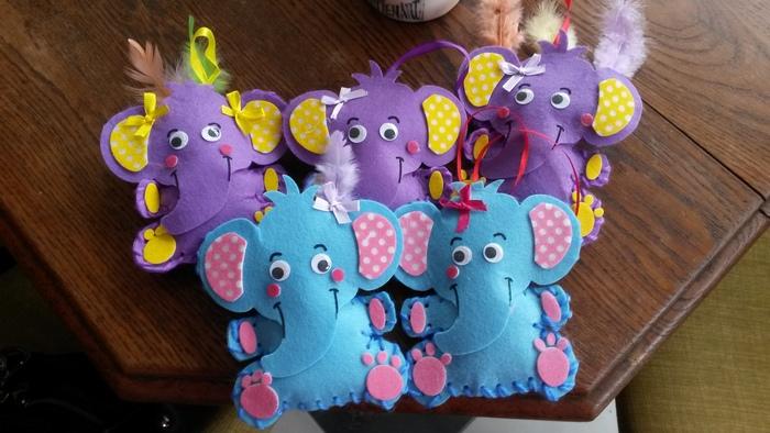 Atelier Un éléphant sous toutes ses coutures à 14h30 POT'&CO Atelier d'activités manuelles