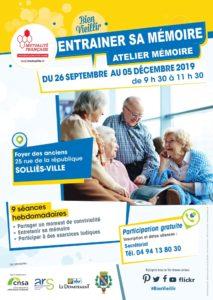 Ateliers mémoire Solliès-Ville