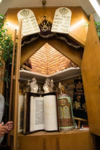 Au cœur de la Synagogue Synagogue - Centre communautaire israélite