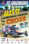 Autocross #48 - Championnat d'Europe FIA Circuit du Bouvreau