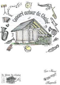 Autour du Chalot Ecomusée du Pays de la Cerise