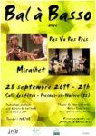 Bal à Basso Salle des fêtes | Fresnes-en-Woëvre