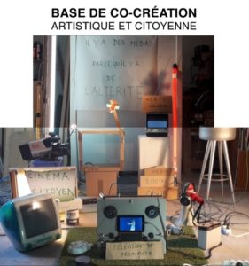 BASE DE CO-CREATION ARTISTIQUE ET CITOYENNE Châteauroux Au coeur du quartier St Jean