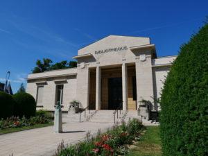Bibliothèque Carnegie Bibliothèque Carnegie