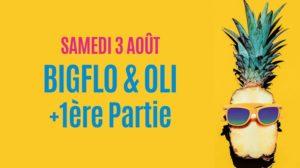 BigFlo & Oli / 1ère partie La Halle de Martigues