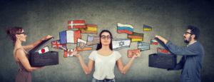 Bilinguisme et idées reçues Village des Sciences à l'Hôtel de Ville de TOURS