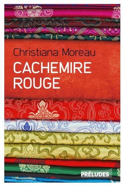 cachemire rouge christiana Moreau