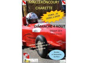 Caisses à savon Mailleroncourt-Charette (70)
