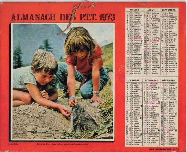 Calendrier Poste.Les Calendriers Le Facteur Robert Cottard Raconte Ses