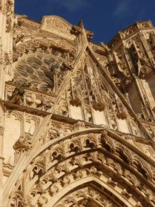 Visite libre de la cathédrale Saint-Pierre-et-Saint-Paul et de son Trésor Cathédrale Saint-Pierre-et-Saint-Paul