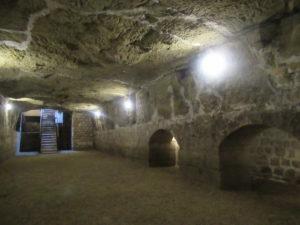 Visite libre de la cave du Pont Cave du Pont
