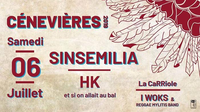 Ce soir nous irons au bal pour la fête de Cenevières (46) Cenevières (46)