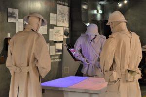 Visite interactive sur la Première Guerre Mondiale Centre d'interprétation Marne 14-18