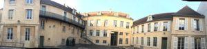 Visite de la Chambre régionale des comptes de Bourgogne-Franche-Comté Chambre régionale des comptes Bourgogne-Franche-Comté