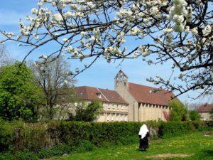 Chants grégoriens Abbaye Notre-Dame d'Argentan