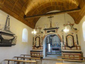 Chapelle de Barain Chapelle de Barain - Avosnes