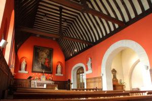 Visite libre du Carmel de Pontoise Monastère du Carmel