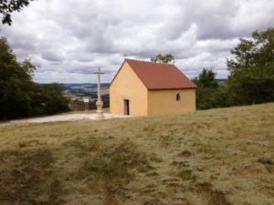 Chapelle et site archéologique de Saint-Abdon. Chapelle Saint-Abdon