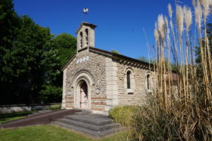 Visite guidée de la chapelle Foujita Chapelle Foujita